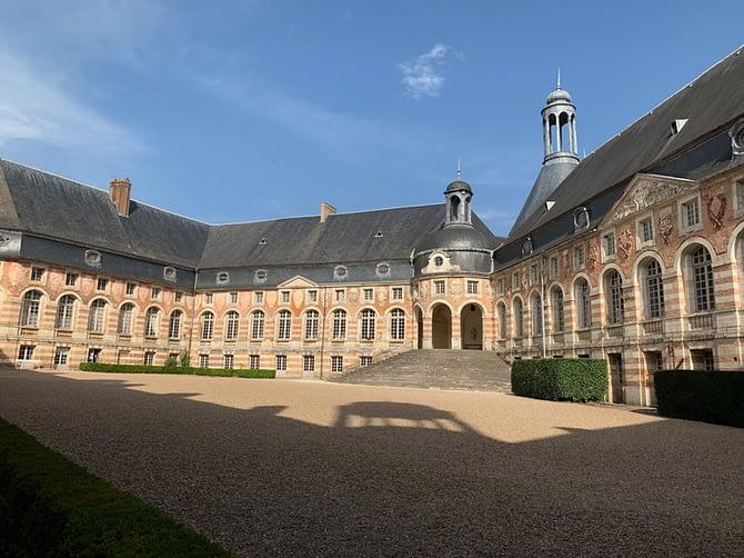 Bourgogne buissonnière #1, Saint Fargeau