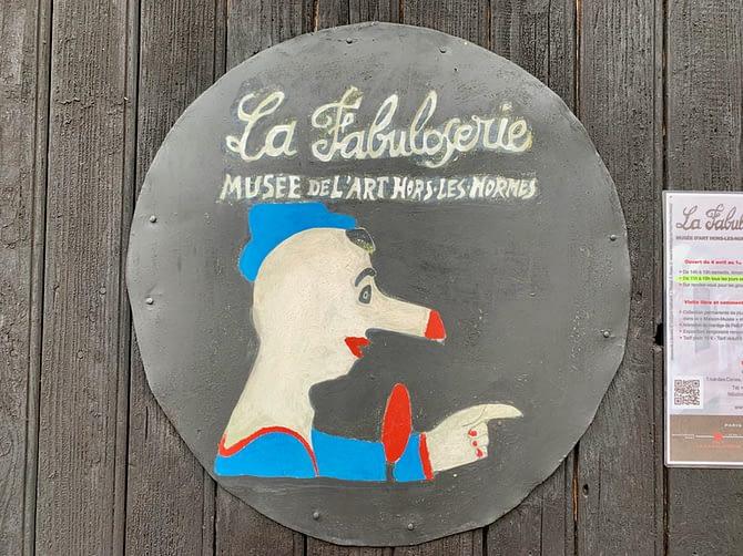 Bourgogne buissonnière #3, La Fabuloserie