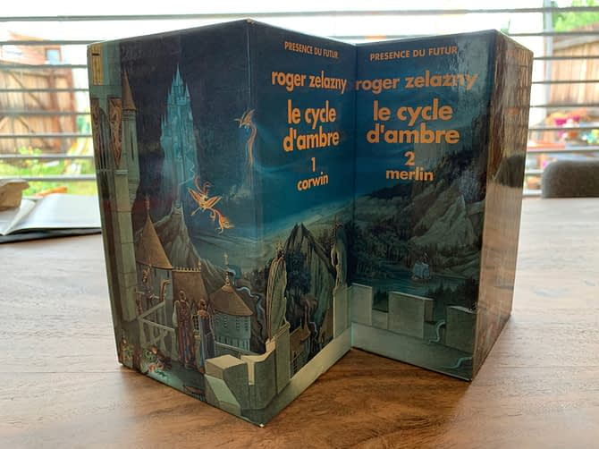 Les Princes d'Ambre, de Roger Zelazny