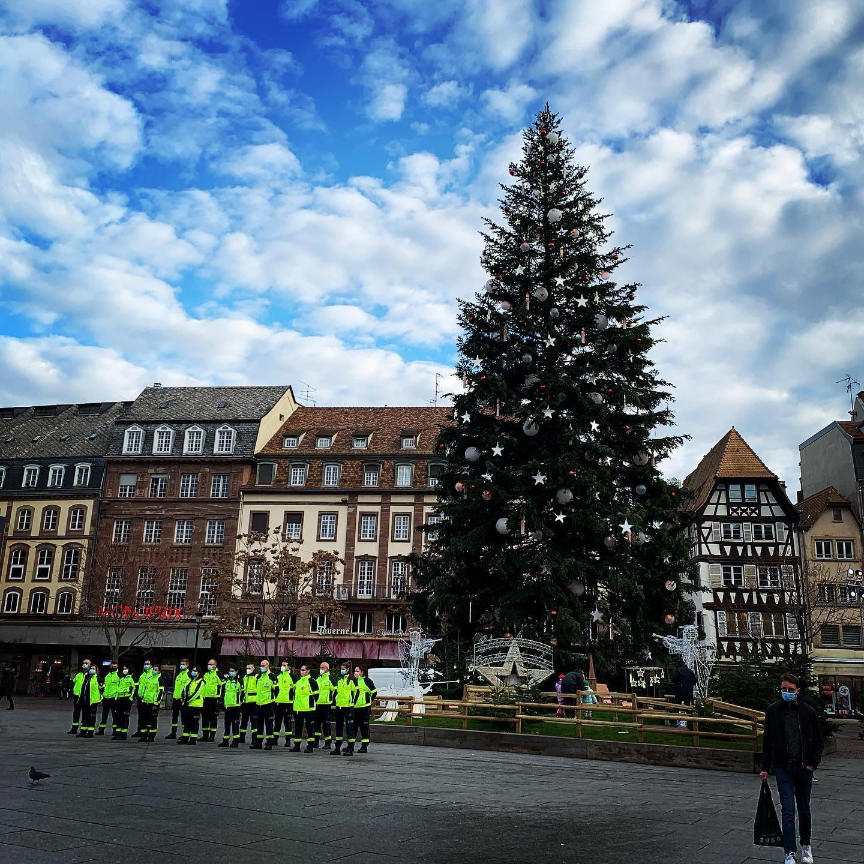 Strasbourg, Capitale de Noël