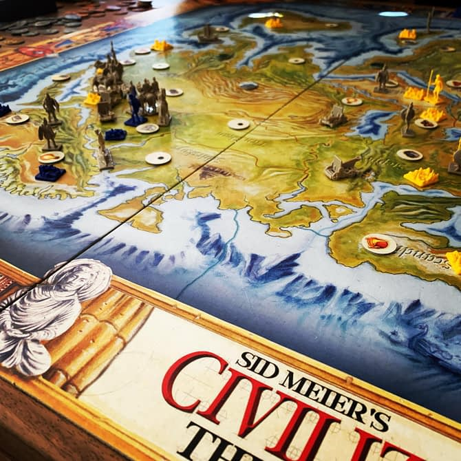 Civilization the #boardgame