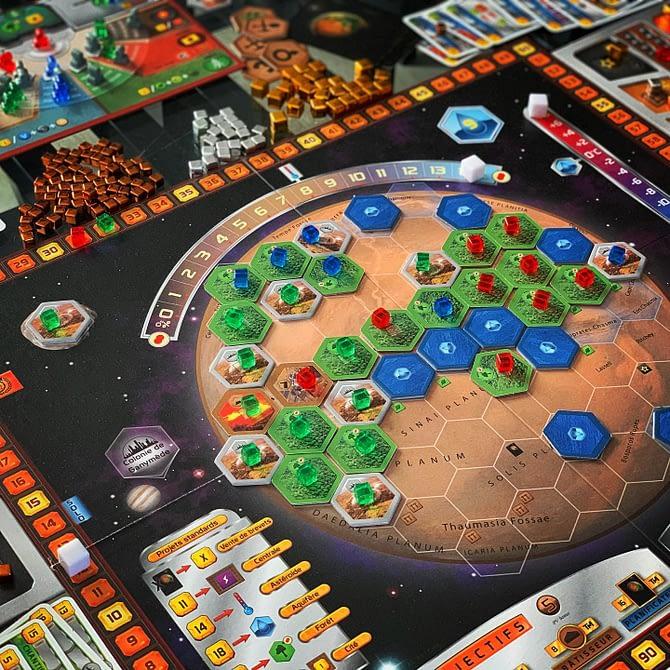 Terraforming Mars #jeuxdesociete #boardgames