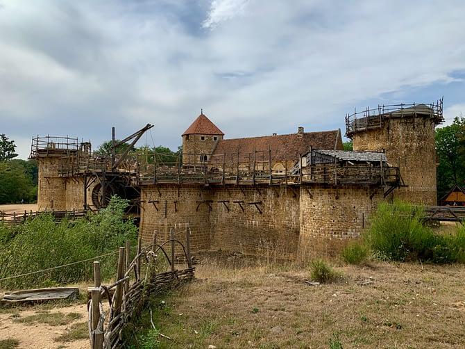 Bourgogne buissonnière #2, Guédelon