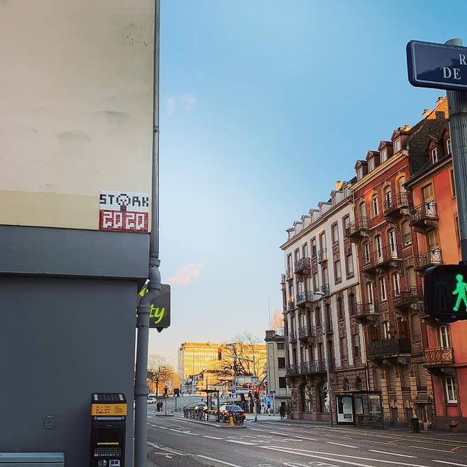 2020 by @stork7567 #streetart #strasbourg