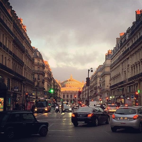 Non, rien... #paris